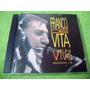 Cd Franco De Vita En Vivo Marzo 16 Primera Edicion Americana
