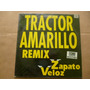 Tractor Amarillo Lp Zapato Veloz España