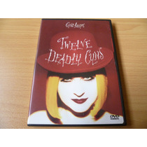 Dvd Cyndi Lauper - Lo Mejor ¡the Videos! Madonna (top Music)