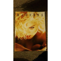 Madonna - Tour Book Blond Ambition En Ingles