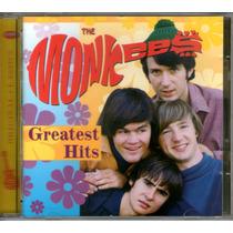 The Monkees Greatest Hits (cd Sellado Uk) Beach Boys Stones