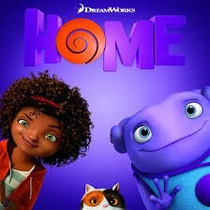 Cd Home Soundtrack 2015 Banda Sonora Rihanna Jennifer Lopez
