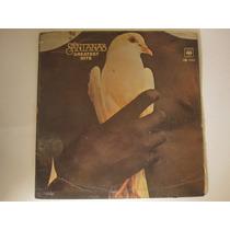 Santana Greatest Hits Lp 1974 Vinilo Edicion Peruana Rock