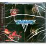 Ciudad Van Halen Album (sellado Usa) The Police Blondie Cars