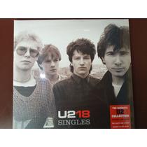 U2 U218 Singles 2 Lp Gatefold 180g +16-pag Booklet Nuevo