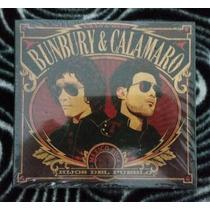 Bunbury & Calamaro - Hijos Del Pueblo (cd En Vivo)