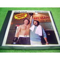 Cd Willie Colon & Ruben Blades Metiendo Mano 77 Hector Salsa