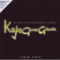 Cd Original Dvd The Best Of Kajagoogoo & Limahl Too Shy Emi