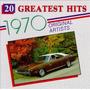 Varios - 20 Greatest Hits 1970 Cd Elpusty
