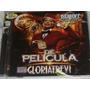 Gloria Trevi Deluxe De Pelicula Cd+ Dvd 2013 Nuevo Y Sellado