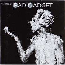Cd Original The Best Of Fad Gadget Singles B-sides 12 Mixes