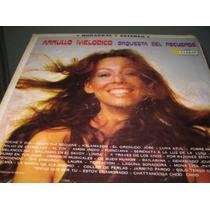 Orquesta Del Recuerdo Disco Vinilo Lp Arrullo Melodico
