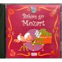 Música Para Bebé Mozart (sellado Infantil Niño Juguete Libro