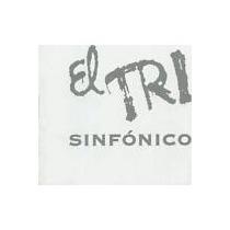 Cd+dvd El Tri Sinfonico Vol.1 Nuevo Sellado Rock En Vivo2002
