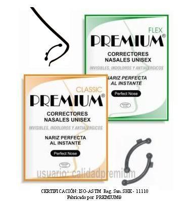Nariz Linda Correctores Premium Clasicos Y De Gel Exclusivos