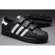 zapatillas negras niño adidas