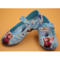 Zapatos Para Niñas Frozen