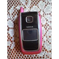 Nokia 6101 - Carcaza Genérica - Solo Para Movistar Usado