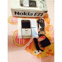 Stock Nokia E71 Libre De Fabrica Entrega Inmediata