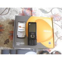 Pedido Nokia 6500 Slider Negro O Silver Libre De Fabrica 2mp