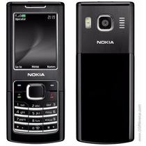 Pedido Nokia 6500 Classic Libre De Fabrica Nuevo 2mpx Mp3
