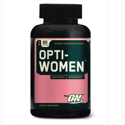 Opti Women De On 120 Tal Vitaminas Para Mujer Muscleproducts