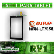 Tactil Para Tablet Miray Midm Lt706a - 7 Pulgadas