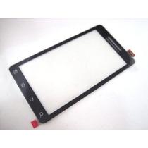 Pedido Touch Scren Motorola Milestone A853 Tactil Externa