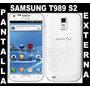 Pantalla Externa Samsung Galaxy S2 T989 Glass Screen Hercule