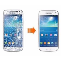 Pantalla Cristal Gorilla Glass Samsung Galaxy S3, S4, S5