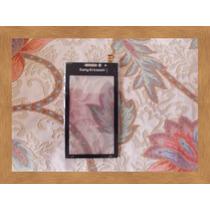 Pedido Touch Screen Tactil X Sony Ericsson Satio U1