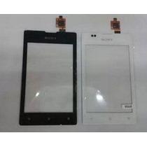 Pedido Pantalla Tactil Touch Sony Xperia E Dual C1505 C1504