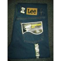Pantalon Jean Lee. Talla 30 Colores: Azul, Negro Etc
