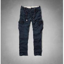 Abercrombie And Fitch Cargo Para Hombre Pantalones Usa