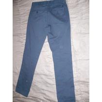 Pantalo De Drill K Stevens ( Azul ) : Talla 30
