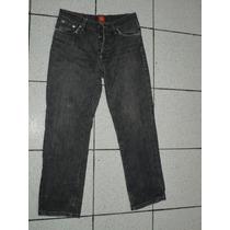Jeans Hugo Boss 100% Original Talla 32 Made En Tunez