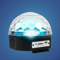 Esfera De Luces Led Audio Ritmicas Mp3 Usb Sdcard Itelsistem