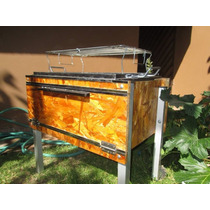 Caja China De Acero Inoxidable