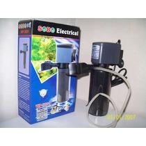 Filtro Para Acuario Sobo Wp-3001 De 1400 Litros / Hora Peces