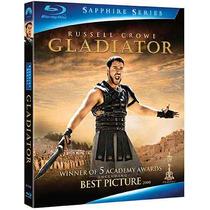 Gladiador 2 Disc Blu Ray - Original Sellado Navidad Amazing