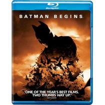 Batman Inicia: Blu-ray Origial Nuevo Sellado Navidad, Regalo