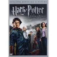 Dvd Harry Potter Y El Caliz Del Fuego