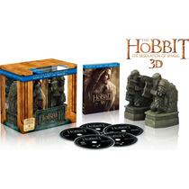 Blu Ray El Hobbit 2: Edición Limitada 3d - 2d - Stock