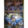 Colección Dvd Lienzo Perdido Saint Seiya Lost Canvas 12