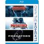 Blu Ray Predator Trilogía - Stock - Nuevo - Sellado