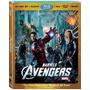 Blu Ray Avengers 3d 2d (edicion 4 Dsicos) Slip Cover