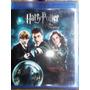 Blu- Ray Harry Potter Y La Orden Del Fenix