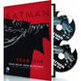 Blu Ray Batman Year One + Graphic Novel - Stock - Nuevo