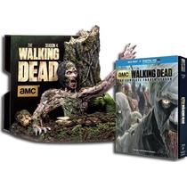 Blu Ray Walking Dead:4ta. Temporada- Edición Limitada- Stock