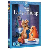 La Dama Y El Vagabundo / Clasicos De Disney En Bluray !!